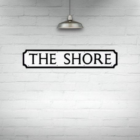 Buy Edinburgh Street Signs, The Shore Street Sign